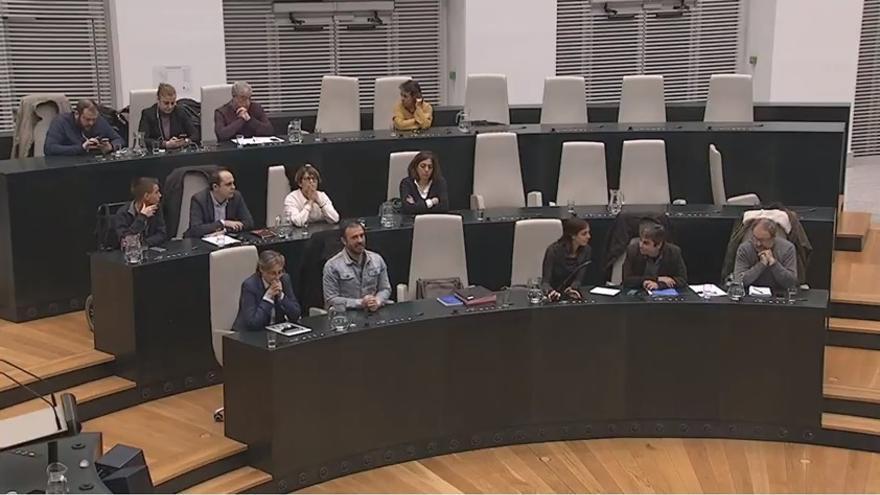 Ayuntamiento de Madrid aprueba el PEF con votos de PP y de Ahora Madrid aunque sin los de ediles de IU y Ganemos