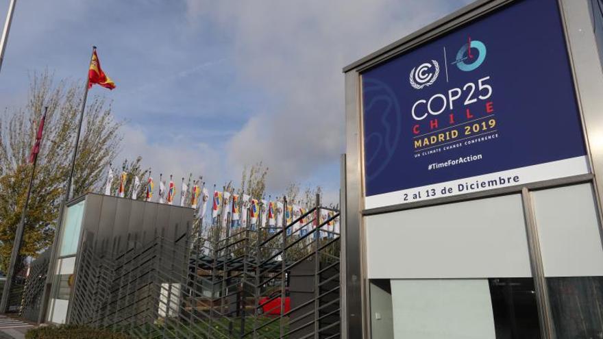 """El coste de la Cumbre del Clima sera de 50 millones y los """"retornos"""" unos 200"""