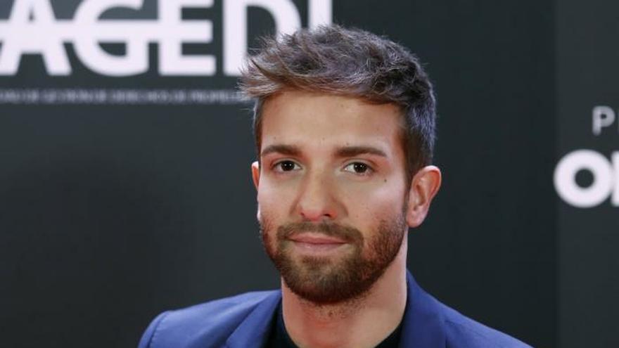 Pablo Alborán se une a las actuaciones musicales de los Premios Goya