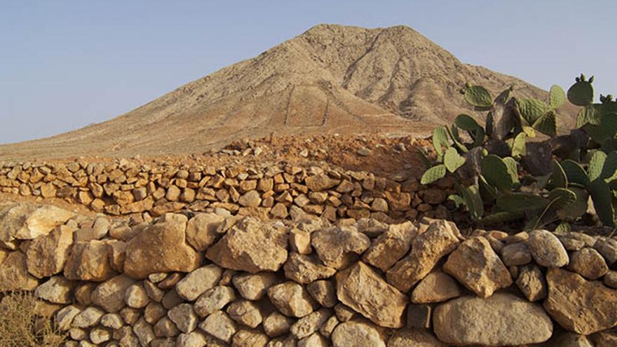 Montaña de Tindaya.