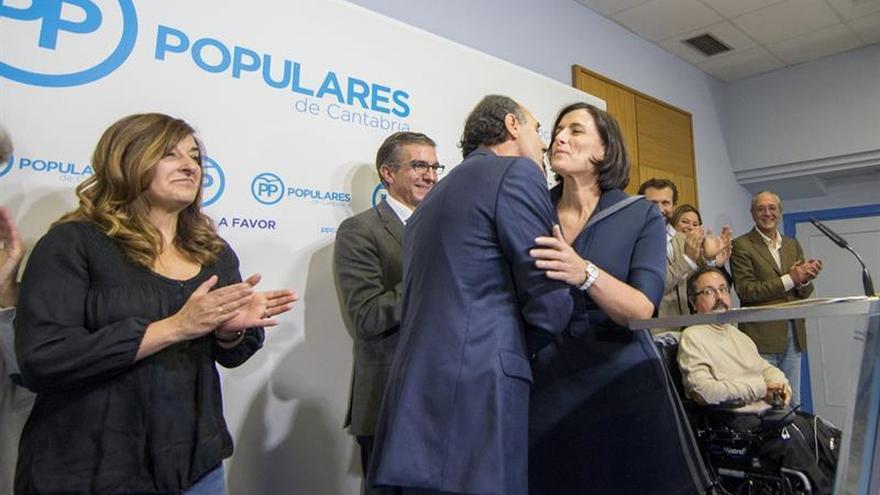"""Gema Igual, """"número dos"""" de Íñigo de la Serna, nueva alcaldesa de Santander"""