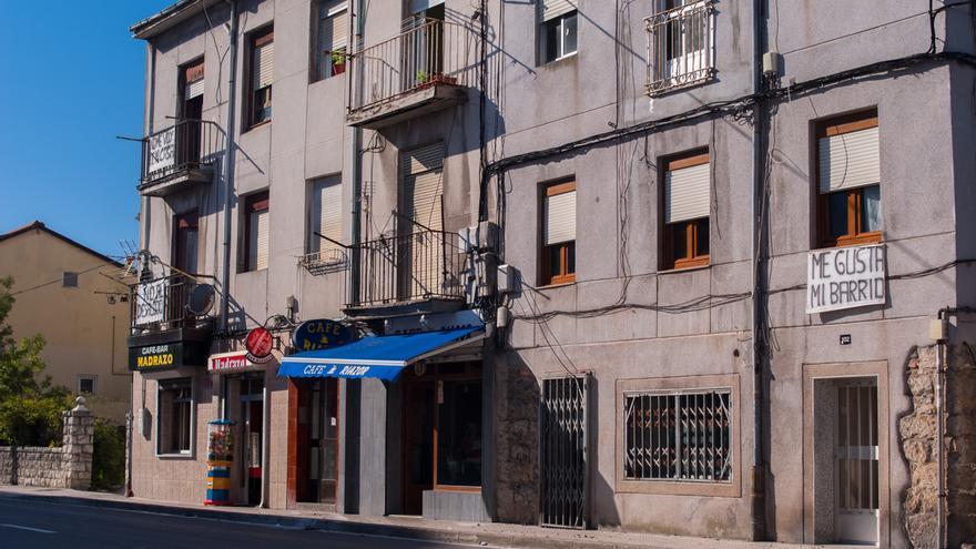 Barrio El Pilón de Santander