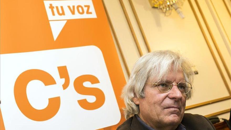 """Los eurodiputados de Ciudadanos y el expulsado de UPyD crean """"Ciudadanos europeos"""" en el PE"""
