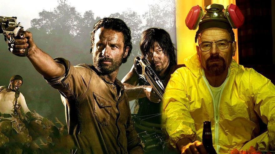 La conexión entre The Walking Dead y Breaking Bad supera las teorías fan: es real