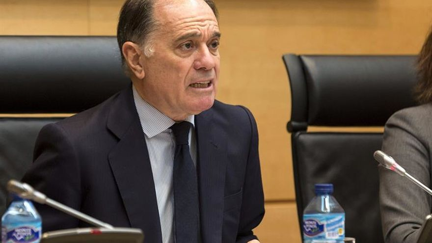 El exvicepresidente de la Junta de Castilla y León Tomás Villanueva.