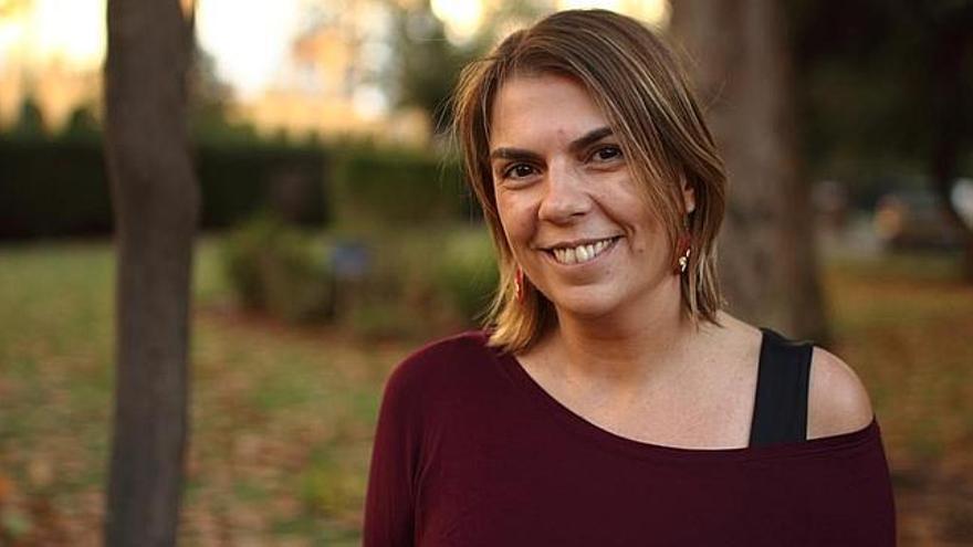 Begoña Gutiérrez aspira a ser secretaria general de Podemos Sevilla.