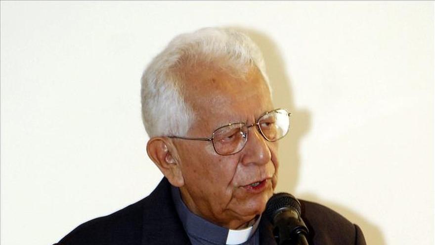 """El cardenal boliviano Julio Terrazas se encuentra en """"estado terminal"""""""