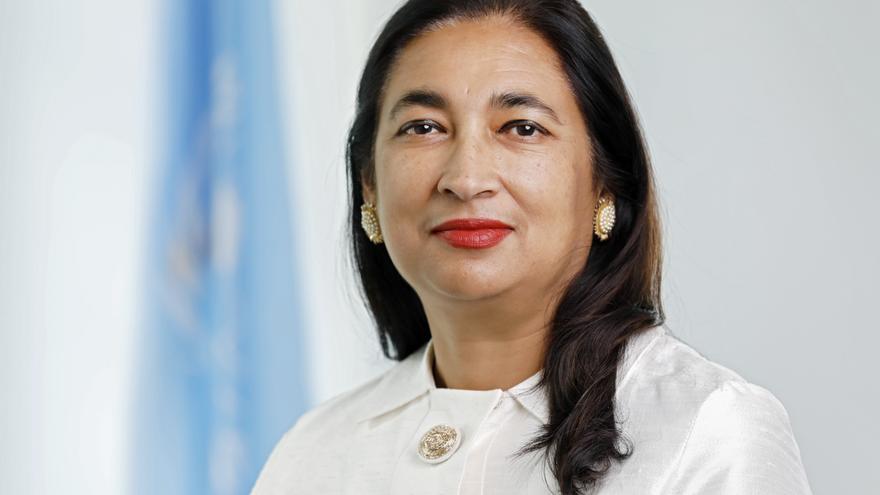 Anita Bhatia.