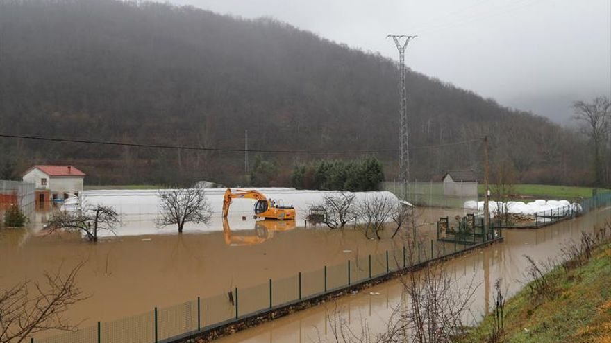 Hallan el cadáver del hombre desaparecido en el río Porciles, en Asturias