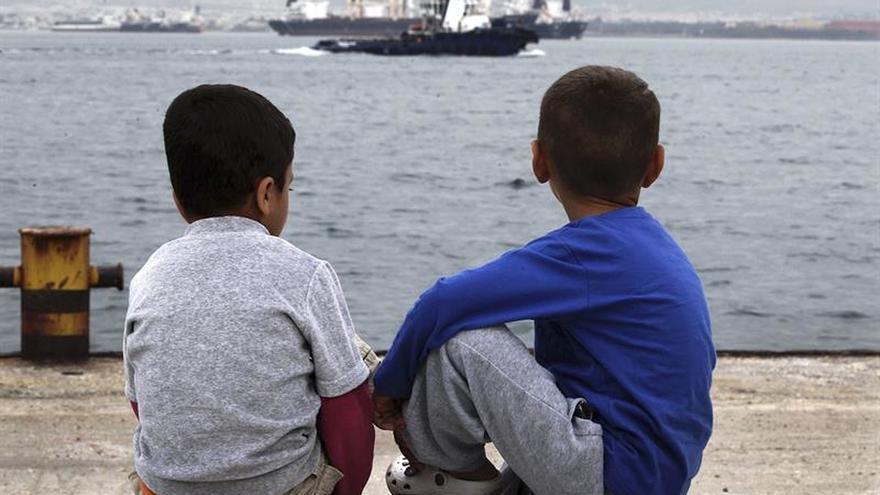 Alertan de creciente desaparición de niños que llegan solos a Europa