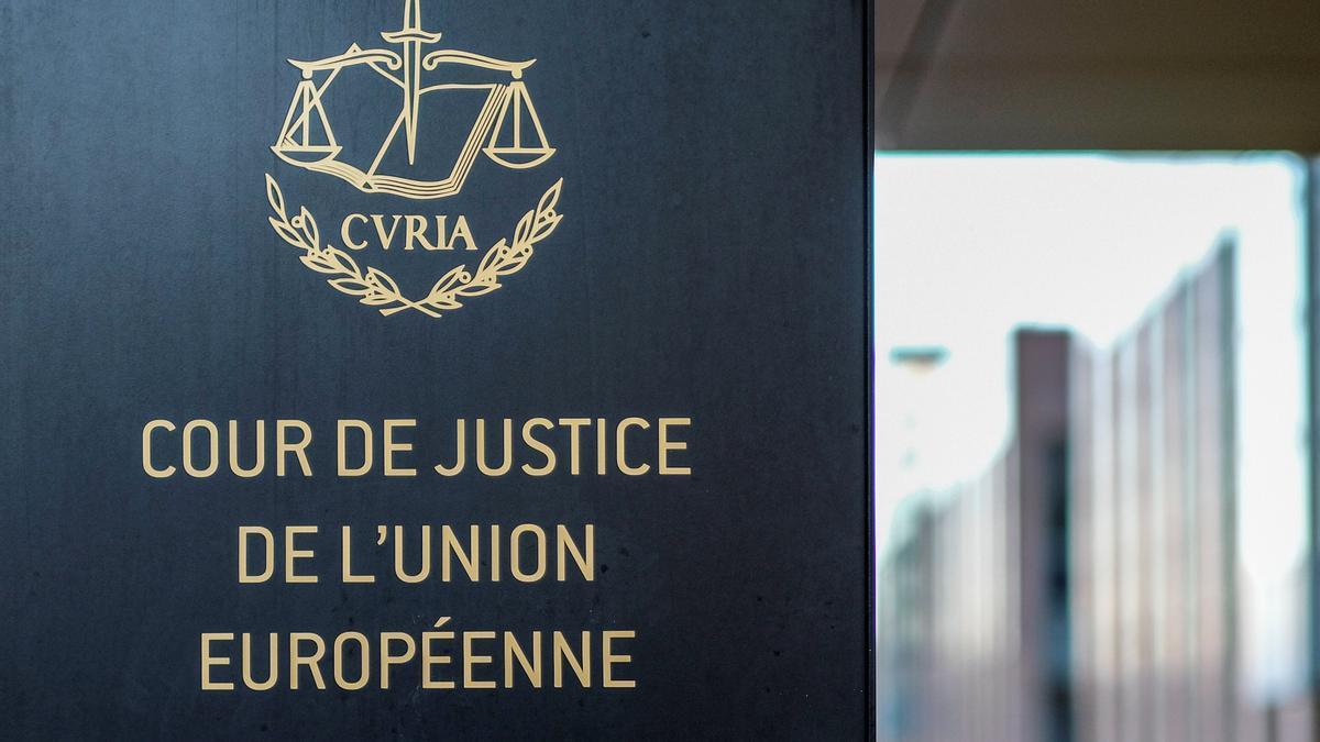 El Tribunal de Justicia de la Unión Europea (TJUE).