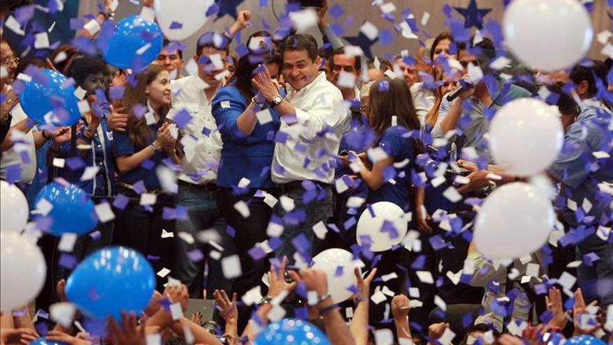Dos candidatos se autoproclaman ganadores de los comicios en Honduras
