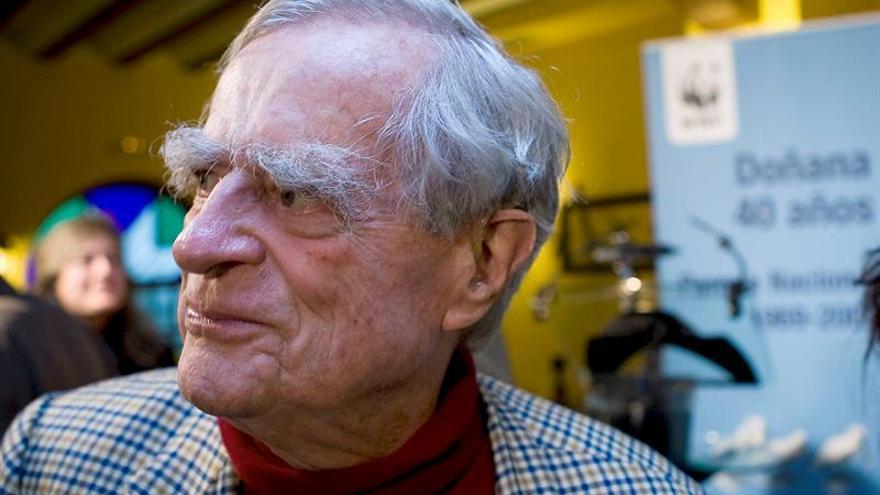 Fallece Luc Hoffman, uno de los salvadores de Doñana