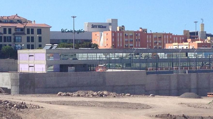 El nuevo colegio de Siete Palmas.