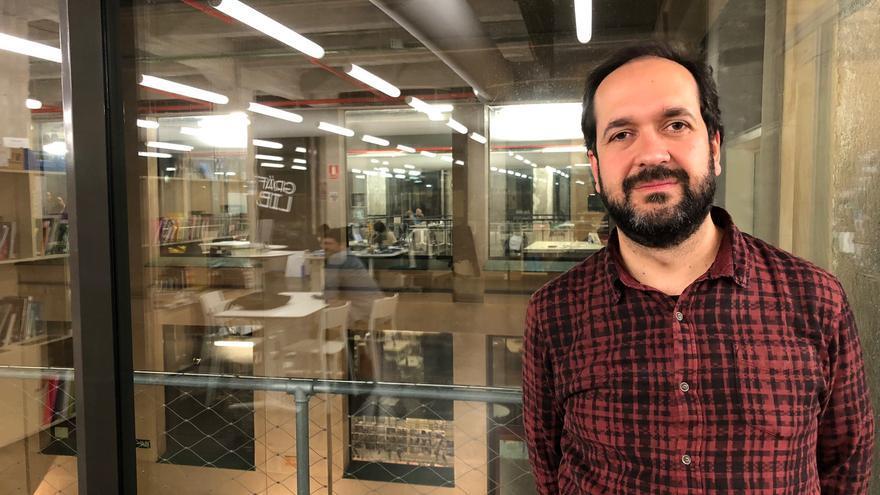 Marcos García, reelegido como director de Medialab-Prado.