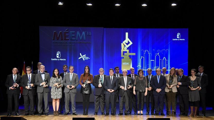 Premios al Mérito Empresarial FOTO: JCCM