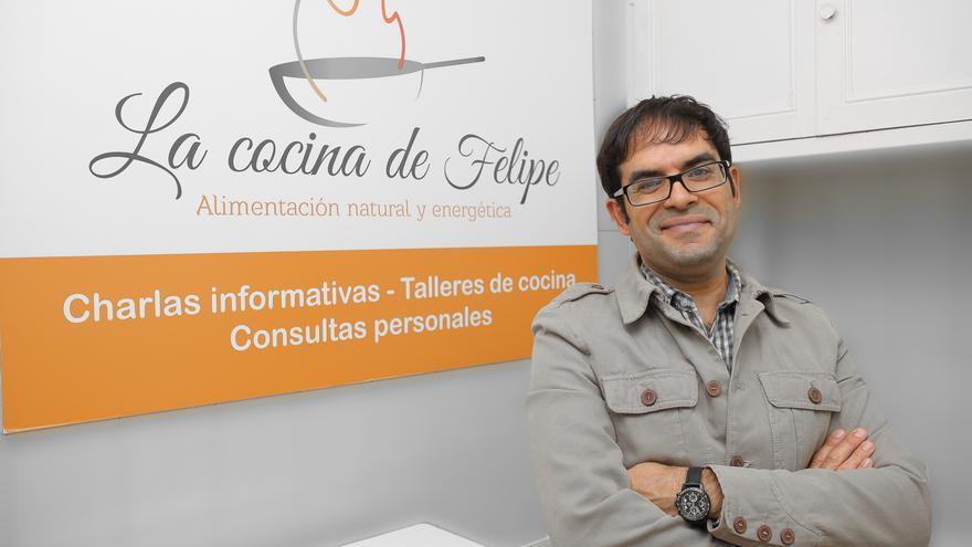 Felipe González es un defensor de la alimentación natural.