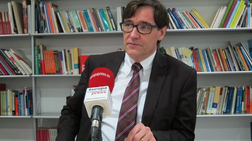 """El PSC replica a Albiol que """"deje tranquilo"""" al socialismo y haga que Rajoy dialogue"""