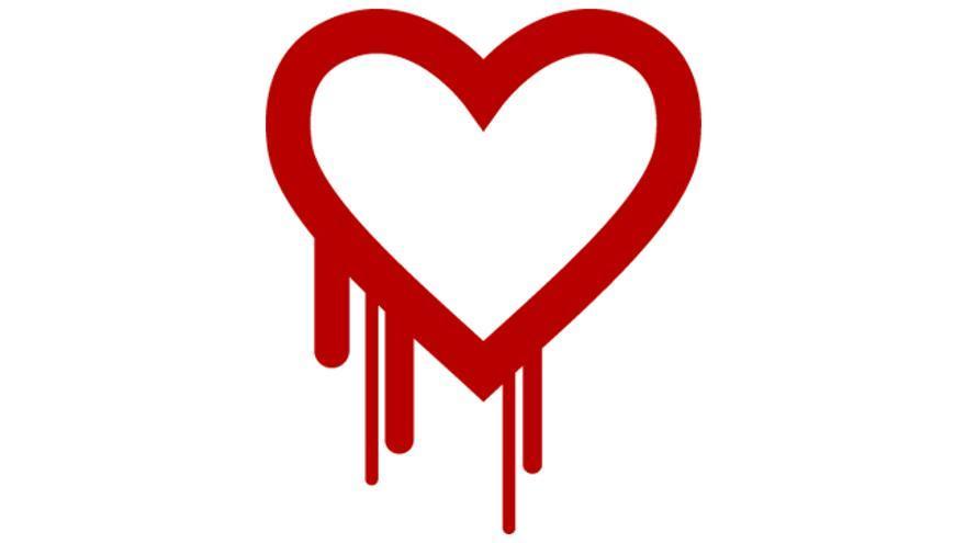 Logo de Heartbleed