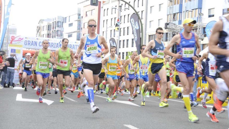 El Maratón 2013 inunda las calles de LPGC #10