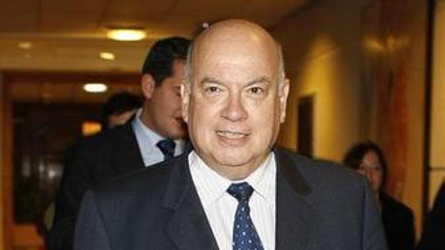 El secretario general de la Organización de Estados Americanos (OEA), José Migue
