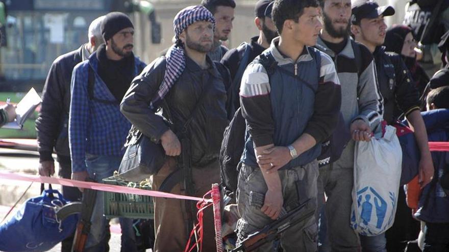 FSD arrebatan al EI casi toda la ciudad de Al Tabqa, en el noreste de Siria