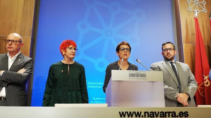 """Navarra endurece las medidas por el coronavirus y Chivite apela a la """"responsabilidad"""" de los ciudadanos"""