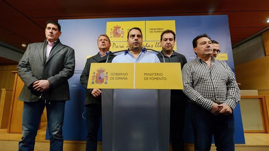 El PSOE confía en que el Real Decreto de estibadores sea fruto del acuerdo