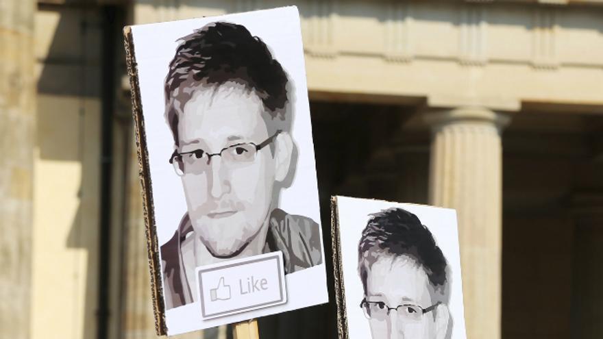 Muchos han sido los ciudadanos que han mostrado su apoyo al extécnico de la CIA, Edward Snowden (Foto: mw238 | Flickr)