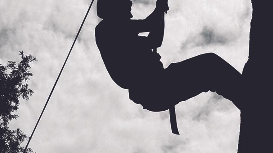 Tecnica,Nudos de seguridad,escalada,cuerdas,rapel, alpinismo