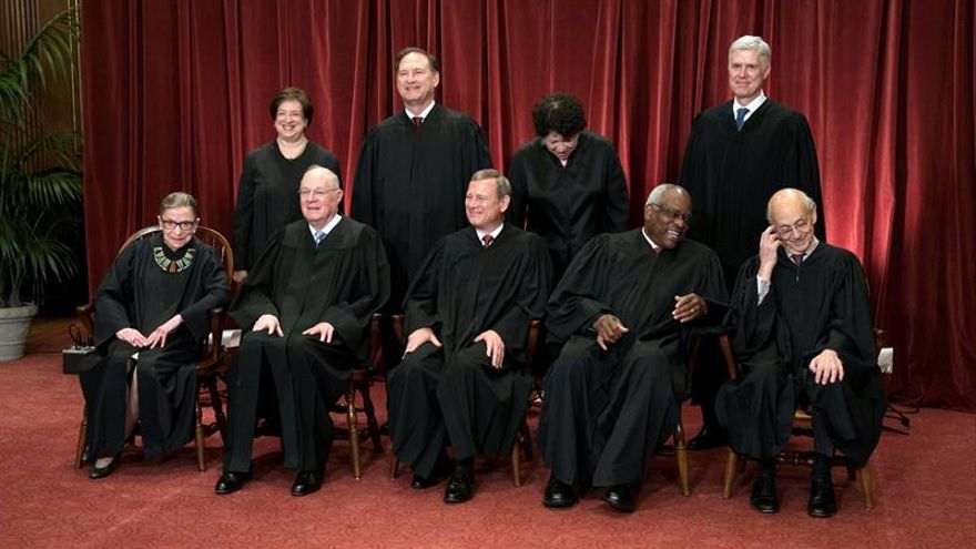 Rock, frontera e inmigración, los casos clave del Supremo de EE.UU. para junio