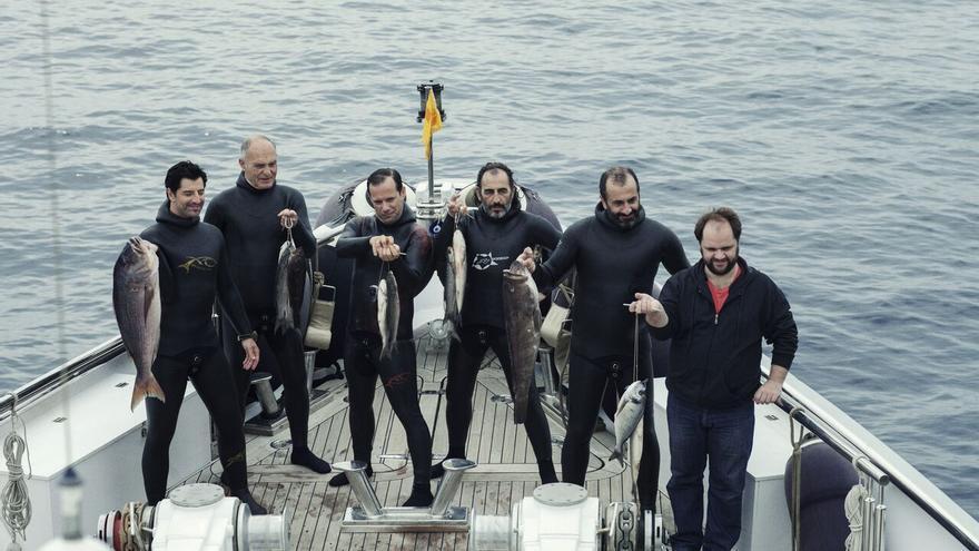 Escena de 'Chevalier', film griego que se proyectará en la Mostra Viva