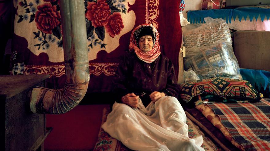 Fatoumeh, 103 años