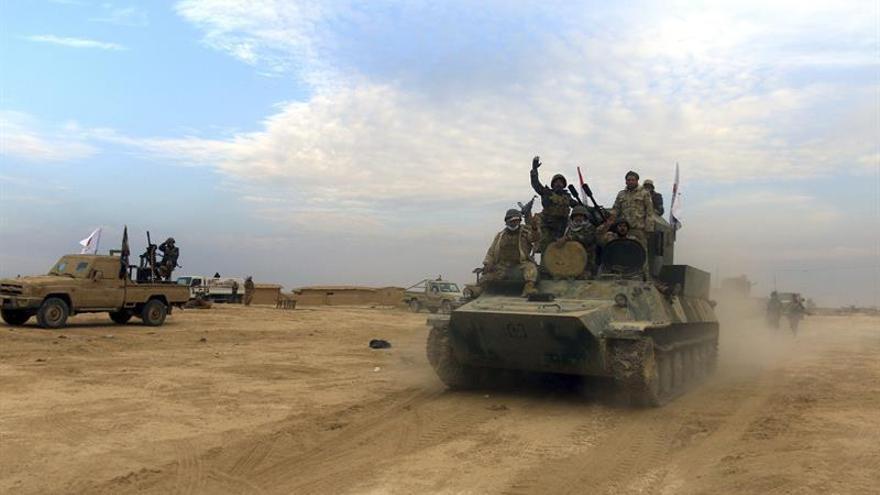 """El gobernador de Nínive dice que el hundimiento del Estado Islámico en Mosul es """"inminente"""""""