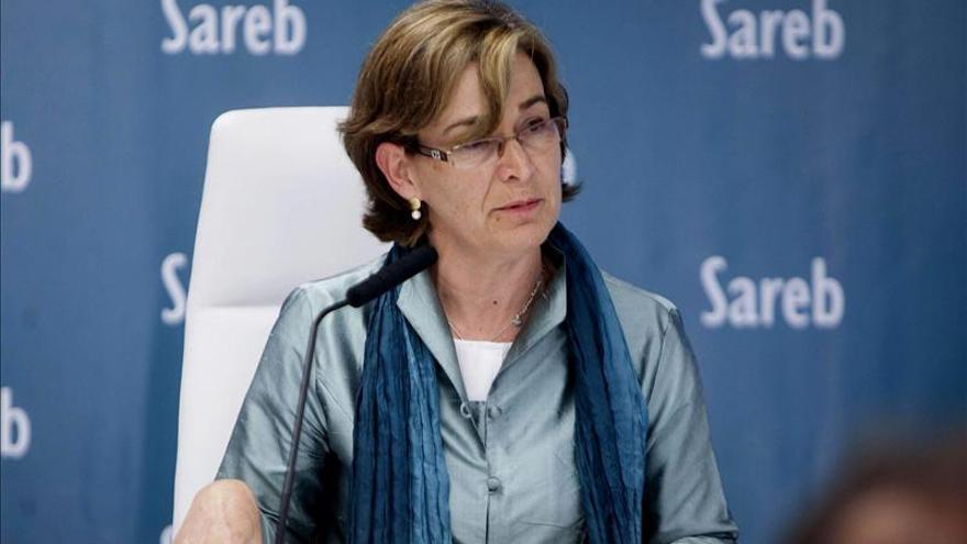 Belén Romana, presidenta de Sareb, premio a la Mujer Líder 2013