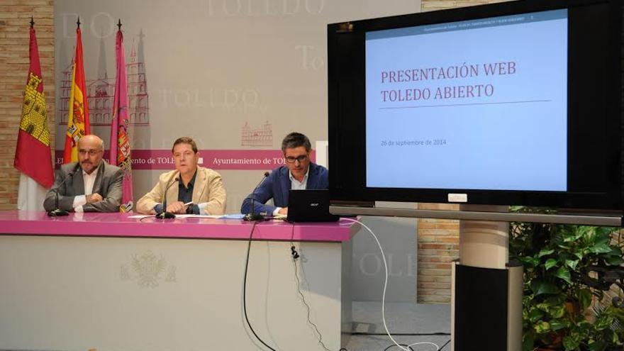 Presentación Toledo Abierto.