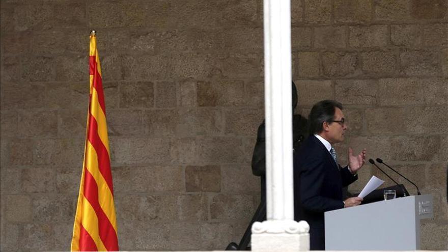 Los catalanes se registrarán el mismo 9N para votar en locales Generalitat