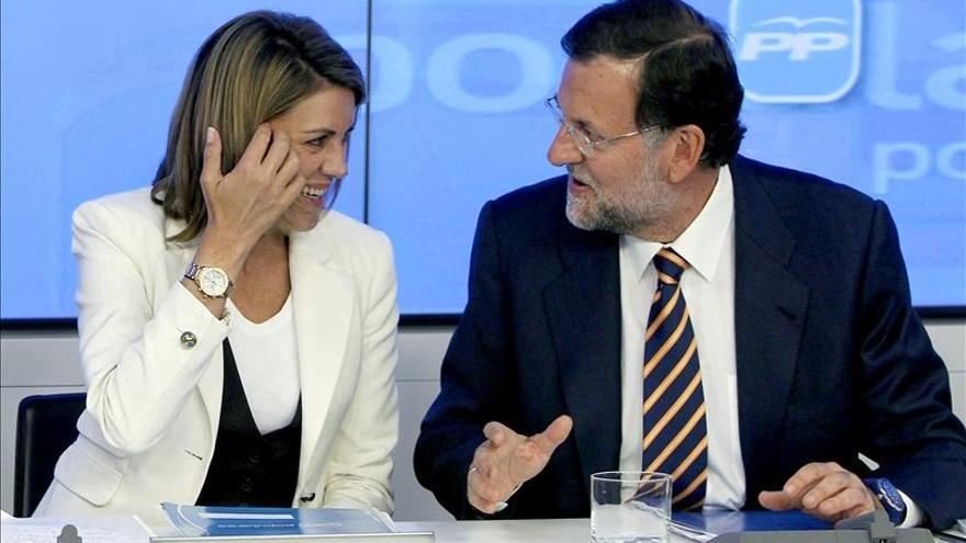 Rajoy aborda hoy con el PP los planes electorales y  el desafío catalán