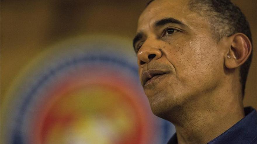 Obama defenderá las ayudas de desempleo en su primer acto tras las vacaciones