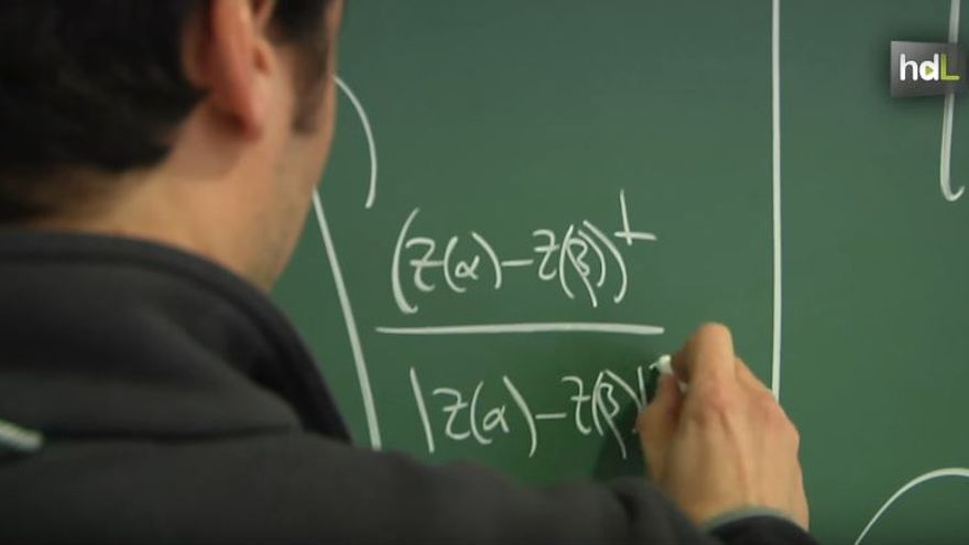 Matemáticas.
