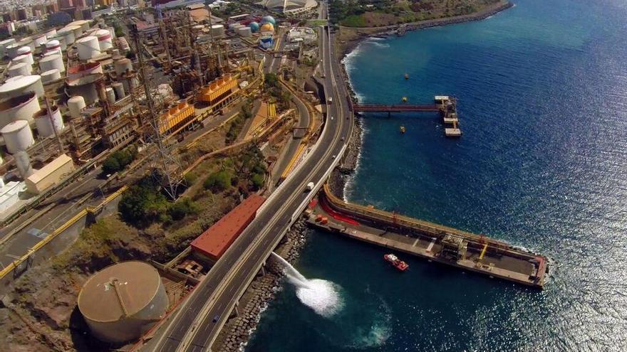 Santa Cruz de Tenerife vierte al mar directamente sin depurar ocho millones y medio de metros cúbicos de aguas residuales al año
