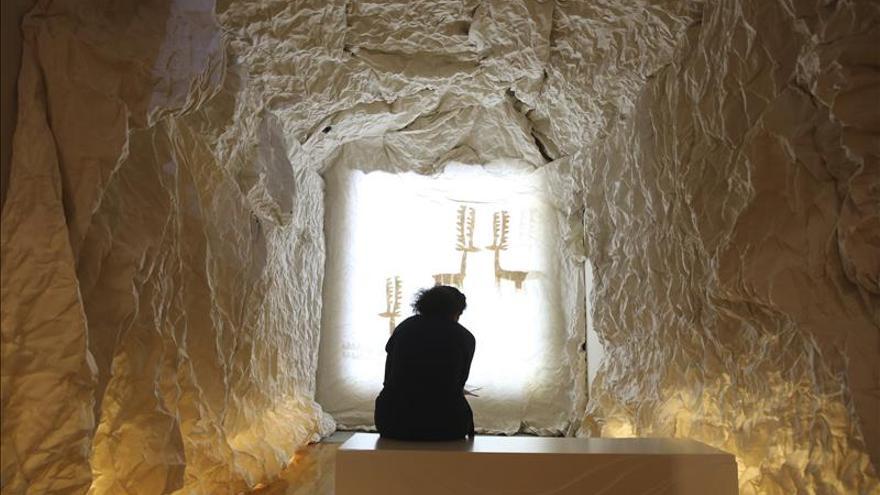 'Guernicas' rupestres descubren la primera expresión artística del ser humano