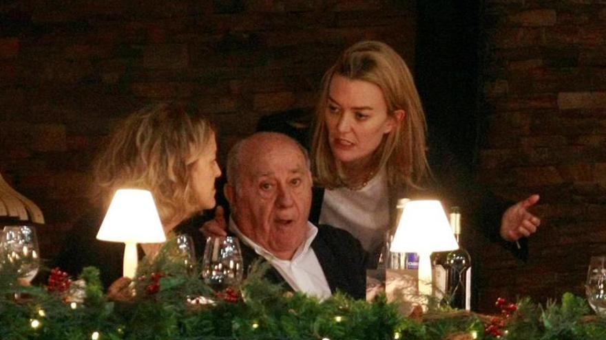 Amancio Ortega y la familia Roig, entre las cien fortunas más ricas de Europa