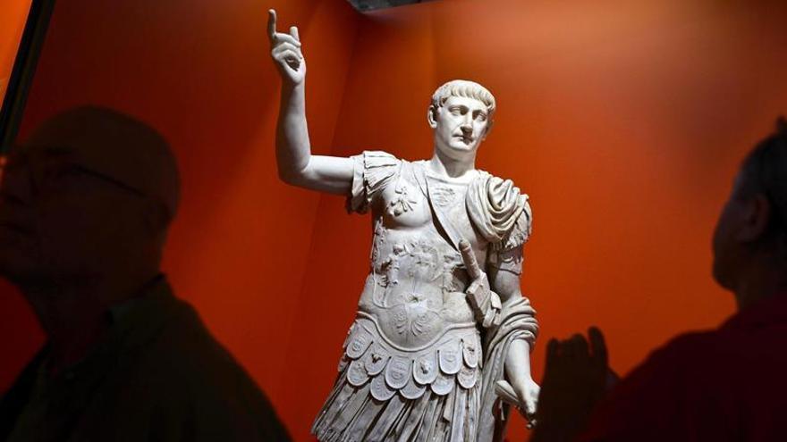 Los mercados de Trajano de Roma exhibirán el legado del emperador hispano