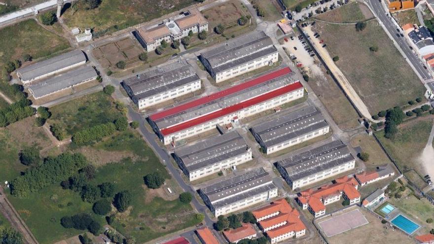 Complejo de la antigua fábrica de armas de A Coruña