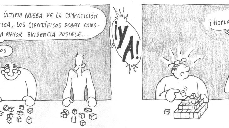 Ilustración: Marcos Méndez