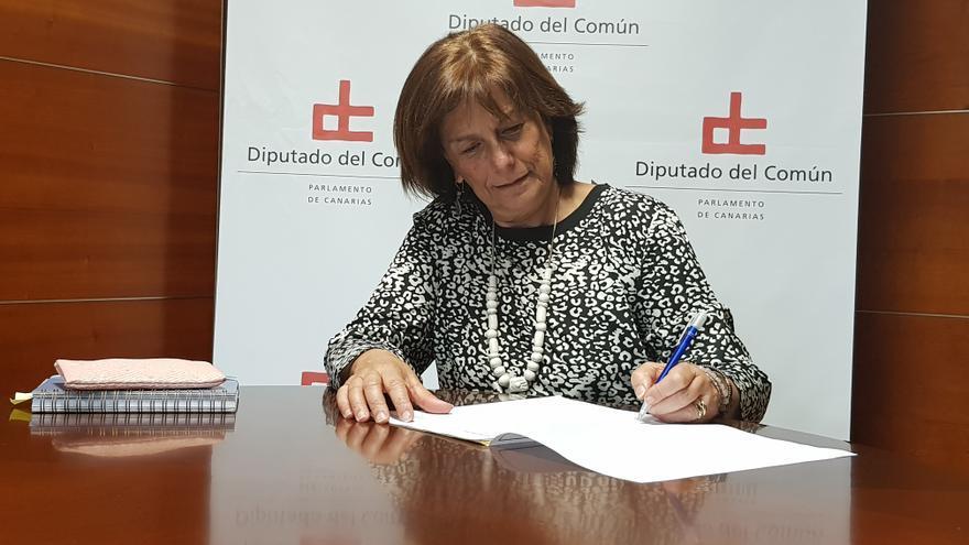 Milagros Fuentes es la adjunta segunda del Diputado del Común.