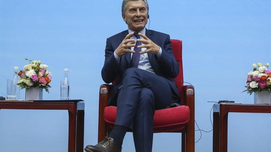 """Macri pide a candidatos oficialistas a legislativas mostrar plan """"para todos"""""""