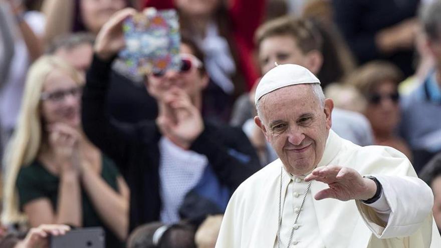 El papa encontrará a la familia real y celebrará actos ecuménicos en Suecia