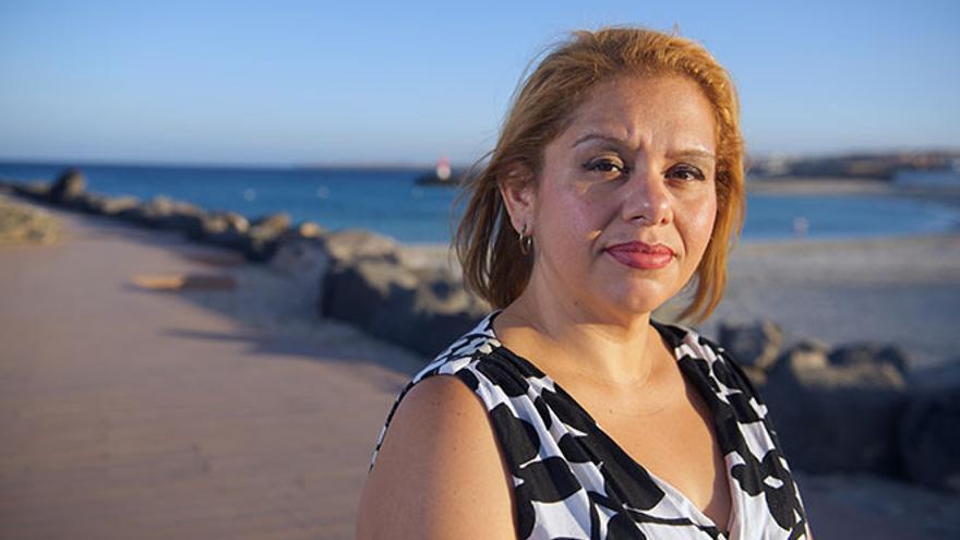 Sandra Osorio.